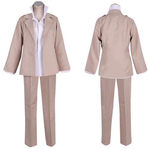 Hetalia Axis Powers Greece Halloween Cosplay Costume