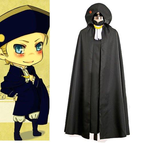 Hetalia Axis Powers Holy Roman Empire Halloween Cosplay Costume