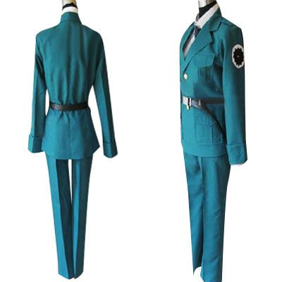Hetalia Axis Powers Lithuania Halloween Cosplay Costume