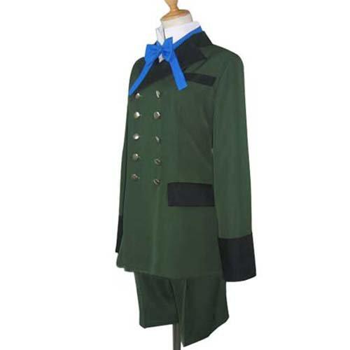 Popular Black Butler Kuroshitsuji Ciel Phantomhive Halloween Cosplay Costume