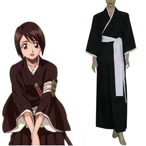 Bleach 5th Division Lieutenant Hinamori Momo Halloween Cosplay Costume