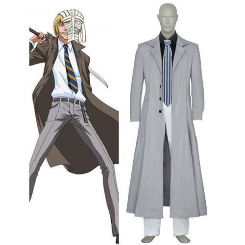 Bleach Hirako Shinji Halloween Cosplay Costume
