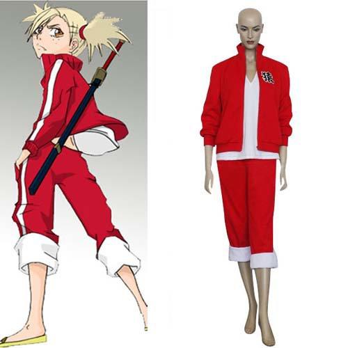 Bleach Sarugaki Hiyori Halloween Cosplay Costume