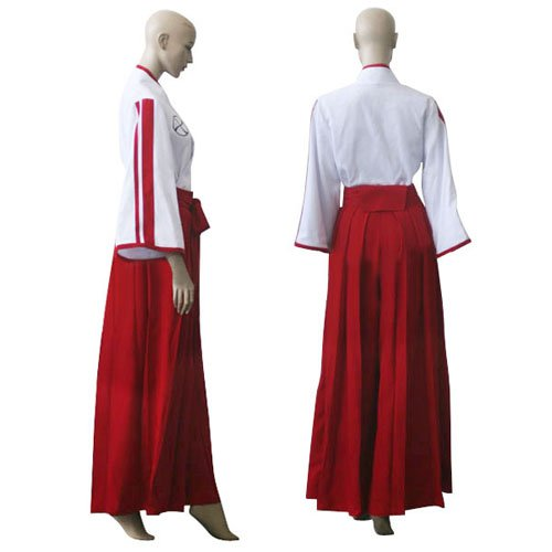 Bleach Shinigami Academy Girl\'s Uniform Halloween Cosplay Costume