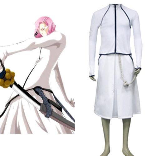 Bleach Szayel Aporro Grantz Men\'s cosplay costume