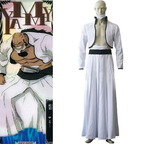 Bleach The Decima Espada Yammy Halloween Cosplay Costume