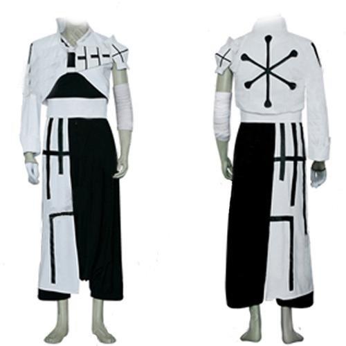 Bleach Uryuu Ishida Men\'s Halloween Cosplay Costume