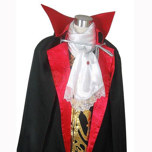 Castlevania Vampire Dracula Halloween Cosplay Costume