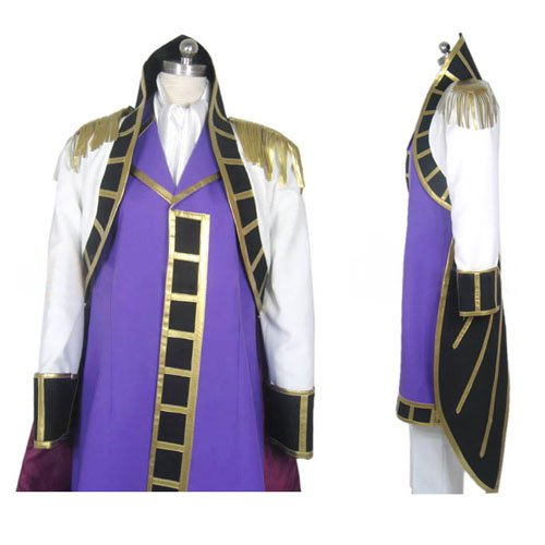 Code Geass Schneizel El Britannia Halloween Cosplay Costume