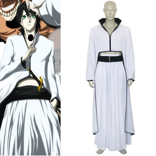 Cool Bleach Ulquiorra Halloween Cosplay Costume