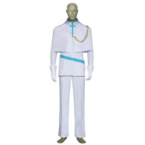 Perfect Bleach Ulquiorra Halloween Cosplay Costume