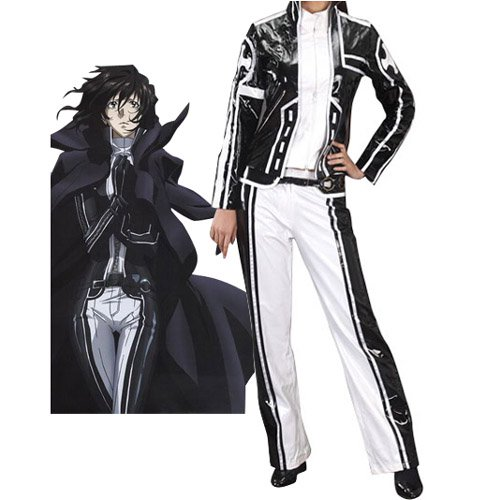 Classic D.Gray Man cosplay costume