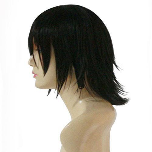 Code Geass Zero Lelouch Lamperouge Halloween Cosplay Wig