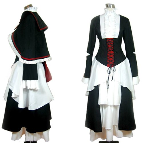 Coyote Ragtime Show April Halloween Cosplay Dress Costume