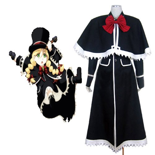 Coyote Ragtime Show August Halloween Cosplay Costume