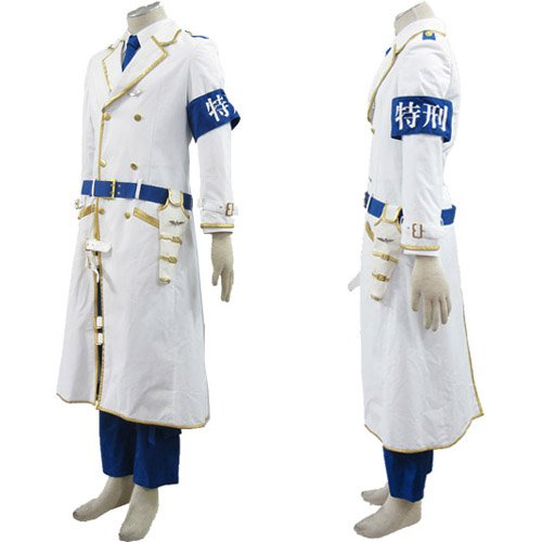 Dolls The First Unit Uniform cosplay costume