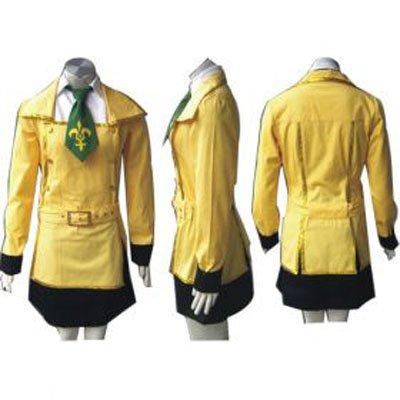 Japanese Girl\'s  School Uniform  Code Geass  Halloween Cosplay Costume