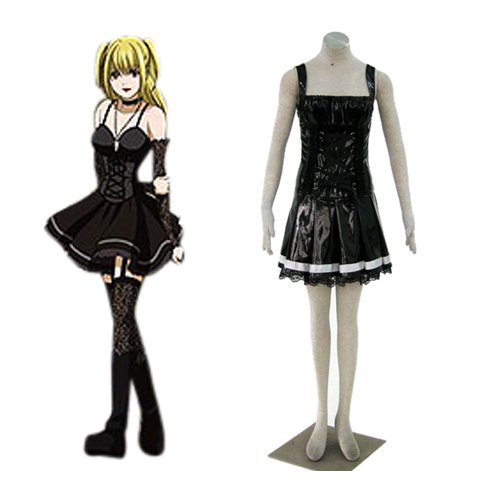Superior Death Note Amane Misa Halloween Cosplay Costume