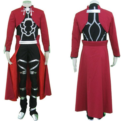 Fate Stay Night Archer Halloween Cosplay Costume