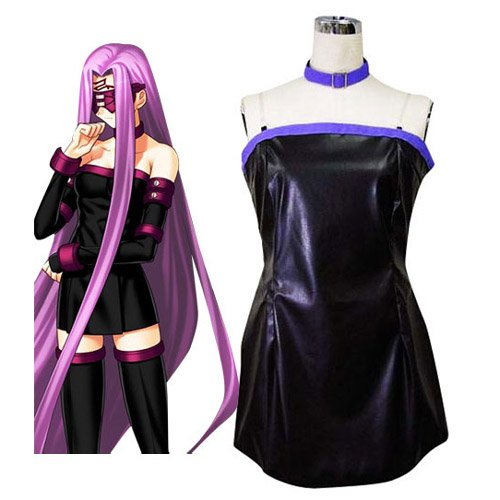 Fate stay night Rider Halloween Cosplay Costume
