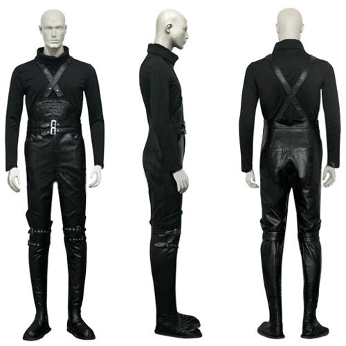 Final Fantasy VII Crisis Core Zack Fair Halloween Cosplay Costume