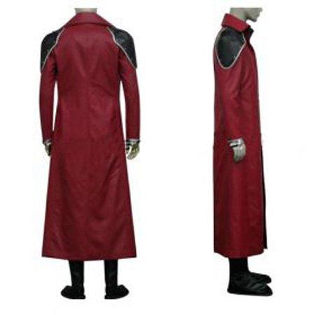 Final Fantasy VII Genesis Rhapsodos Halloween Cosplay Costume
