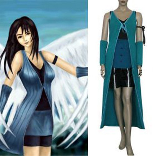 Final Fantasy VIII Rinoa Halloween Cosplay Costume