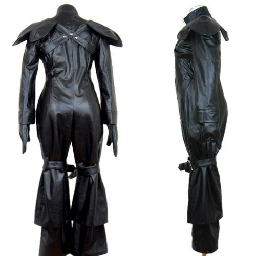 Final Fantasy Vii Kadaj Halloween Cosplay Costume