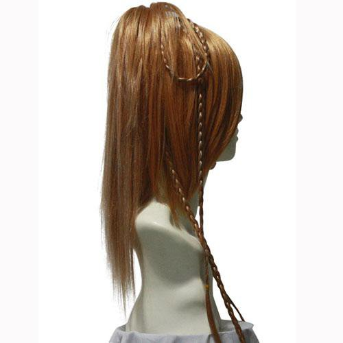 Final Fantasy X Rikku Halloween Cosplay Wig