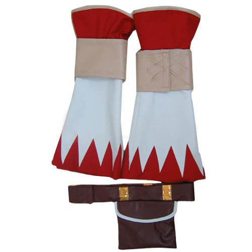 Final Fantasy XII White Mage Halloween Cosplay Costume