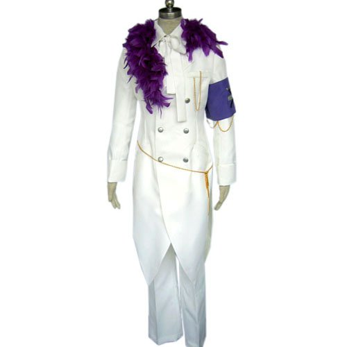 Perfect Hanakisou Typing of The Chicken Kurotaka Halloween Cosplay Costume