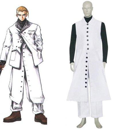 Unusual Top Superior Superior Final Fantasy VII Rufus Shinra Halloween Cosplay Costume
