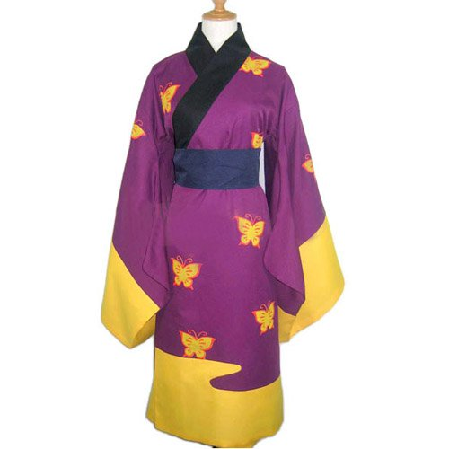 Gin Tama Takasugi Shinsuke Halloween Cosplay Costume