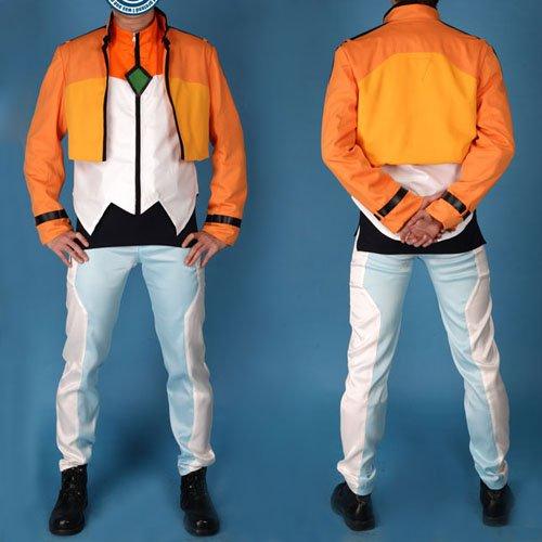 Gundam 00 Kyrios Halloween Cosplay Costume