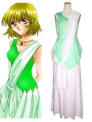 Gundam SEED Mobile Suit Cagalli Yula Athha Halloween Cosplay Costume