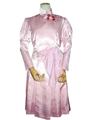 Gundam SEED Mobile Suit  Flay Allster Halloween Cosplay Costume