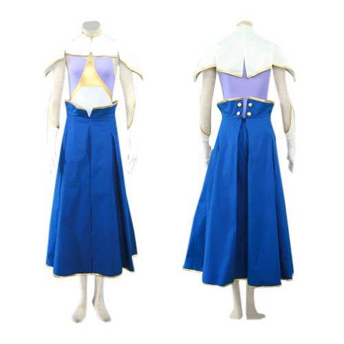 Gundam Seed Meer Campbell Halloween Cosplay Costume