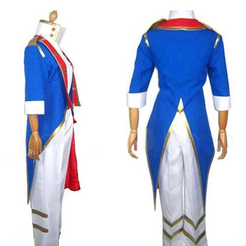 Gurren Lagann Simon Halloween Cosplay Costume