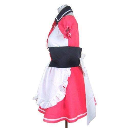 Haruhi Suzumiya Mikuru Asahina Cosplay Costume - Halloween