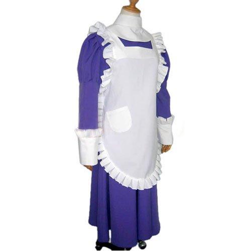 Haruhi Suzumiya Tsuruya Maid Dress Halloween Cosplay Costume