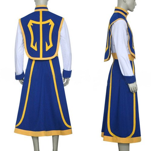 Hunter X Hunter Kurapica Deluxe Halloween Cosplay Costume