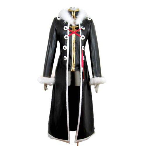 Hunter X Hunter Kuroro Lucifer Halloween Cosplay Costume