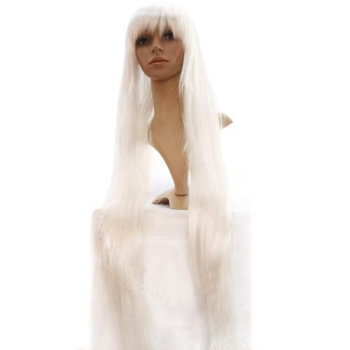 InuYasha Sesshoumaru Halloween Cosplay Wig