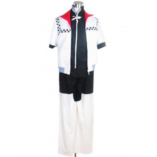 Classic Kingdom Hearts Roxas Halloween Cosplay Costume