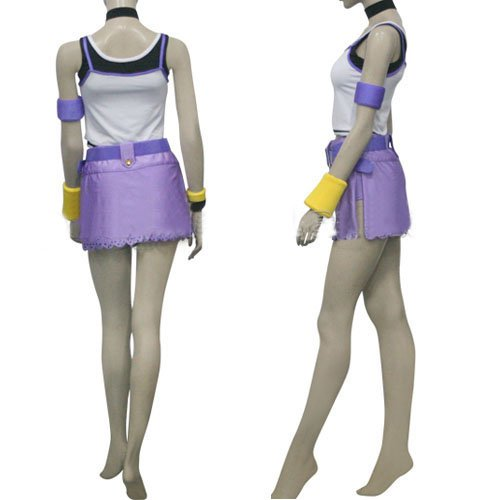 Cool Classic Kingdom Hearts Kairi Halloween Cosplay Costume