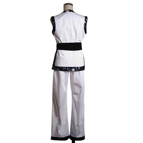 King of Fighter Jellyfish Pirate May White Halloween Cosplay Costume