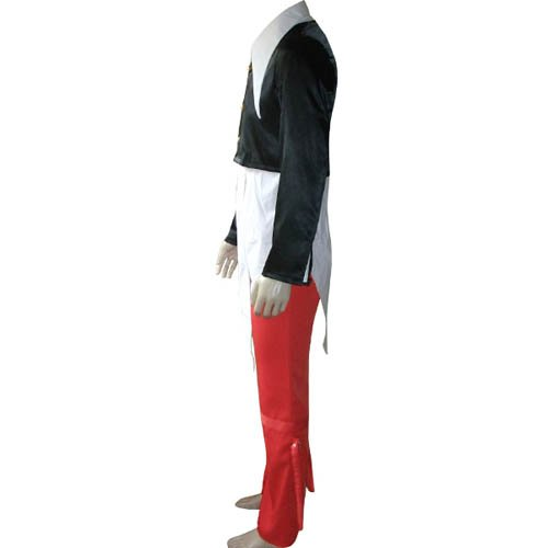 King of Fighter\'s Iori Yagami Halloween Cosplay Costume