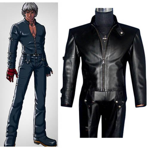 King of Fighters Halloween Cosplay Costume