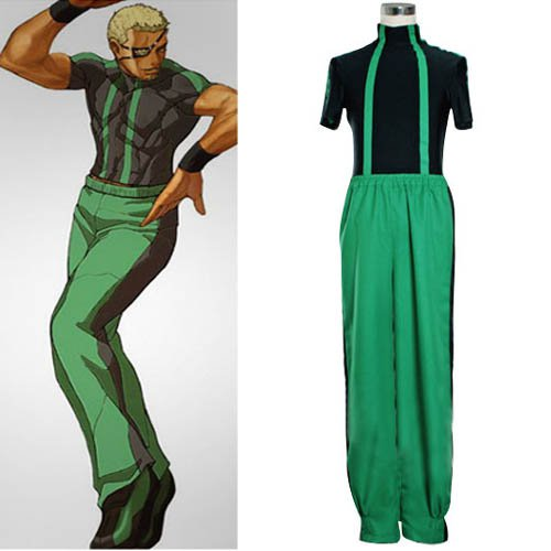 King of Fighters Ramon Halloween Cosplay Costume