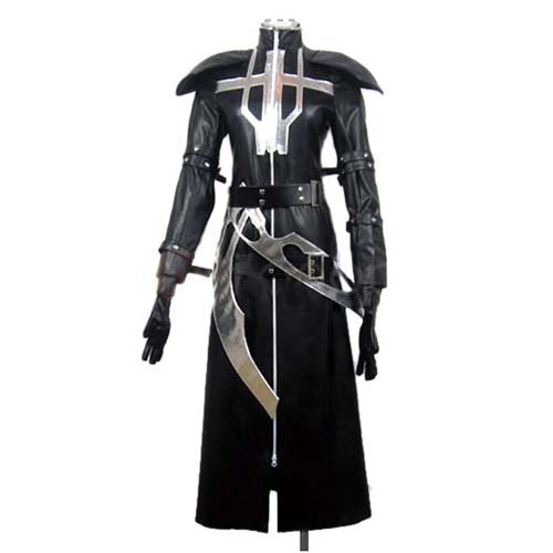 Lamento Nitro Plus Chiral Halloween Cosplay Costume